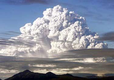 Volkan 9 bin yıllık uykudan uyandı! galerisi resim 1