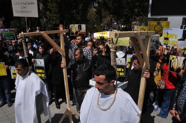 AKP Gençlik Kolları Mısır İçin Ayakta galerisi resim 10