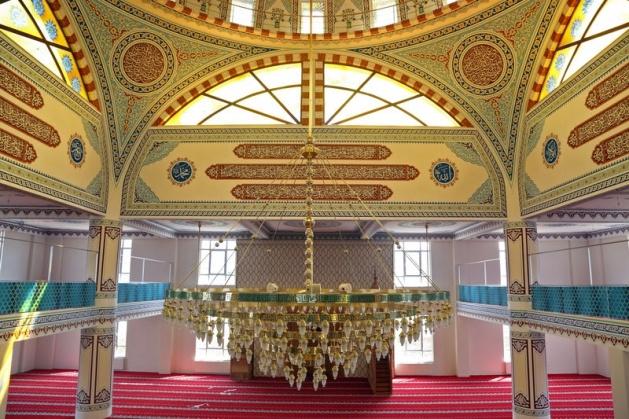 Bu caminin minarelerine dikkatli bakın galerisi resim 1