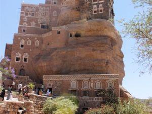 Yemen'de 3000 Yıllık Gökdelenler
