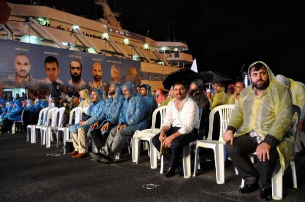 Mavi Marmara Şehidleri Anıldı galerisi resim 1