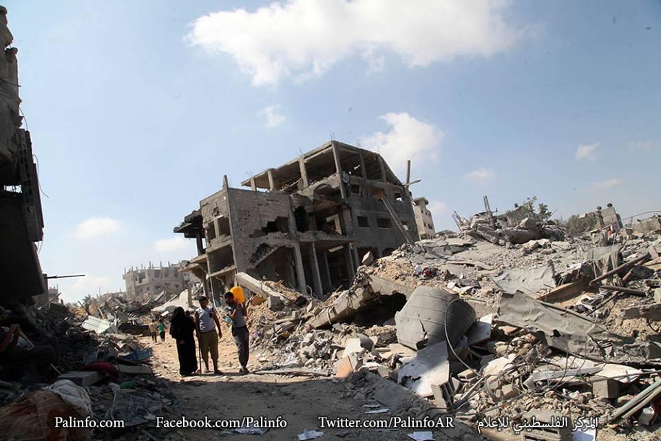 İsrail'in Gazze'ye Saldırılarının Ardından galerisi resim 15