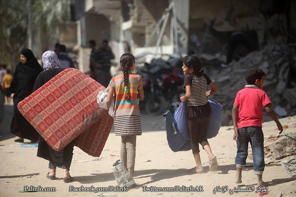 İsrail'in Gazze'ye Saldırılarının Ardından galerisi resim 17