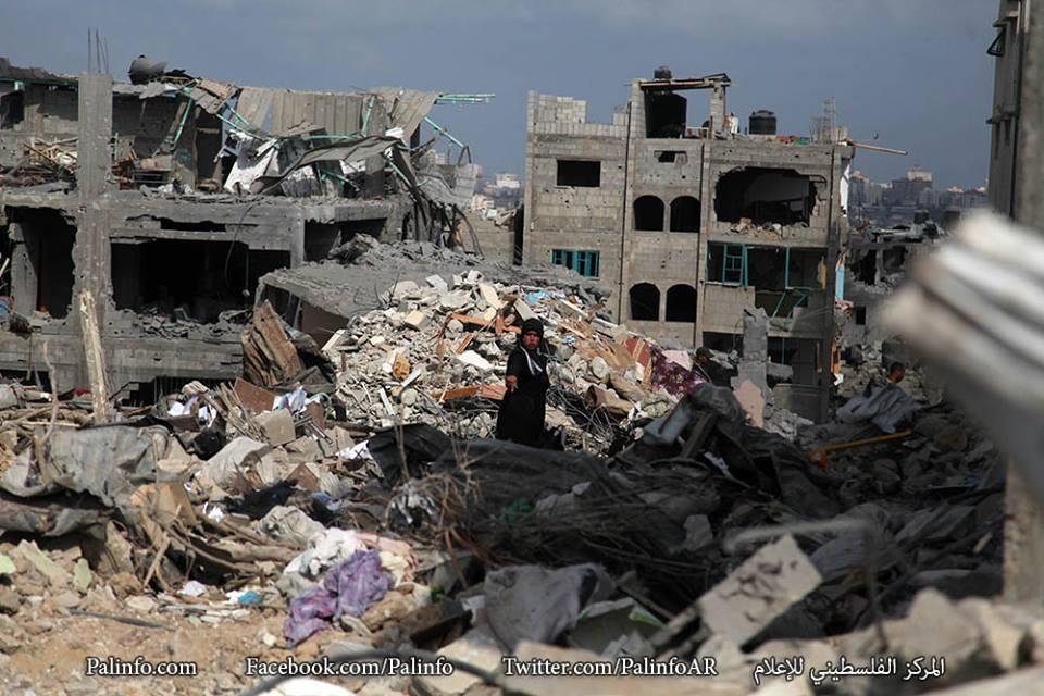 İsrail'in Gazze'ye Saldırılarının Ardından galerisi resim 18