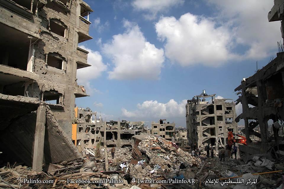 İsrail'in Gazze'ye Saldırılarının Ardından galerisi resim 19