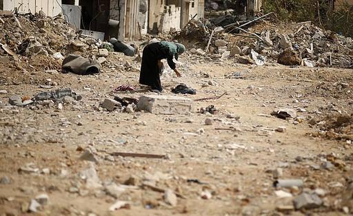 İsrail'in Gazze'ye Saldırılarının Ardından galerisi resim 2