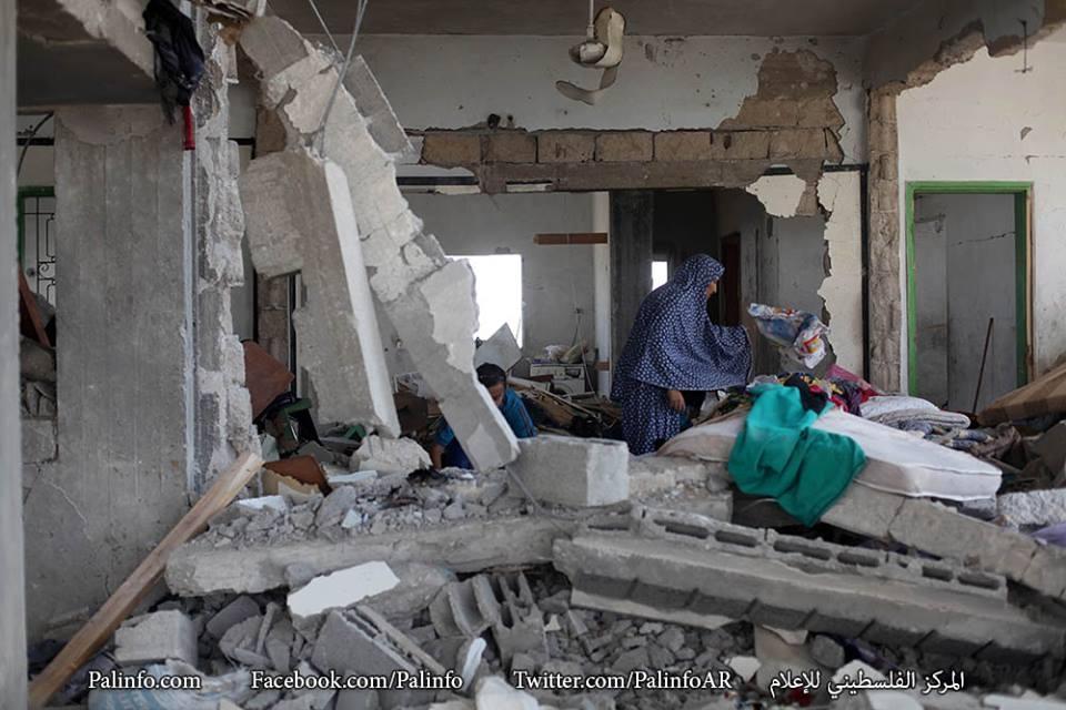 İsrail'in Gazze'ye Saldırılarının Ardından galerisi resim 22