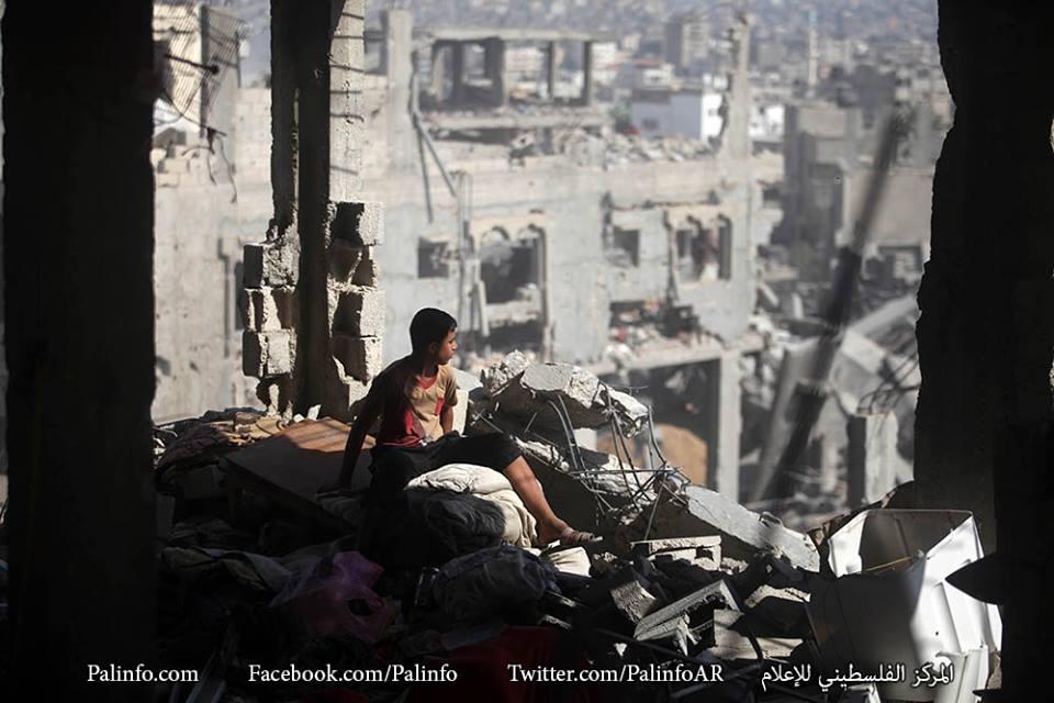 İsrail'in Gazze'ye Saldırılarının Ardından galerisi resim 23