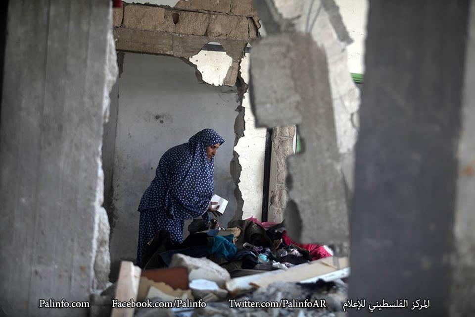 İsrail'in Gazze'ye Saldırılarının Ardından galerisi resim 24