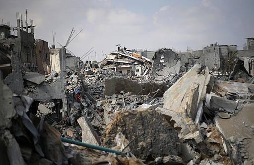 İsrail'in Gazze'ye Saldırılarının Ardından galerisi resim 3