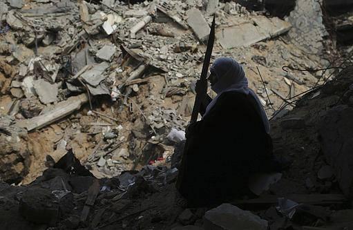 İsrail'in Gazze'ye Saldırılarının Ardından galerisi resim 8