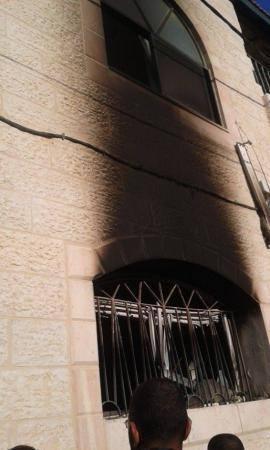 Yahudi Yerleşimciler Ramallah'ta Cami Yaktı galerisi resim 7
