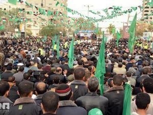 Hamas'ın 27. Kuruluş Yıldönümü Kutlamaları