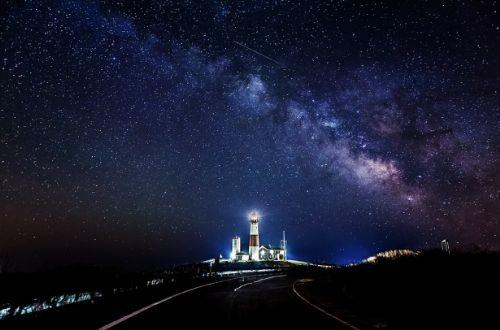 Birbirinden Güzel Fotoğraflarla Samanyolu Galaksisi... galerisi resim 1