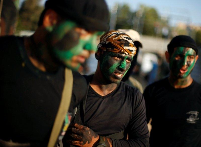 Gazze`de Hamas`ın Gençlik Kampı galerisi resim 1