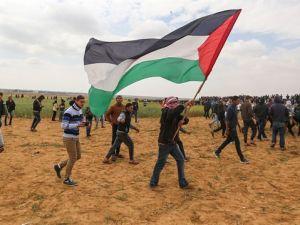 Filistinlilerin Büyük Dönüş Yürüyüşü Başladı
