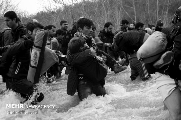 Dünya Üzerindeki Mülteci Sorunu galerisi resim 1