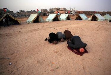 Gazze'den Savaş Sonrası Görüntüler galerisi resim 1