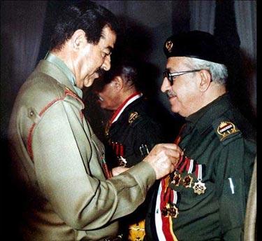 Saddam'ın sağ kolunun özel albümü galerisi resim 1