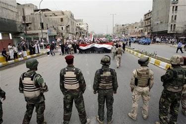 Irak işgale karşı tek vücut galerisi resim 1