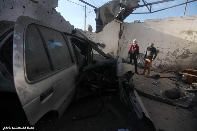 İsrail Gazze'yi Bombaladı galerisi resim 1