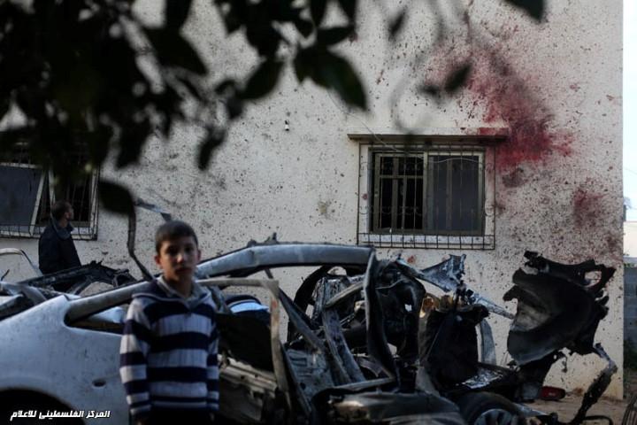 Gazze'ye Siyonist Saldırısı galerisi resim 1