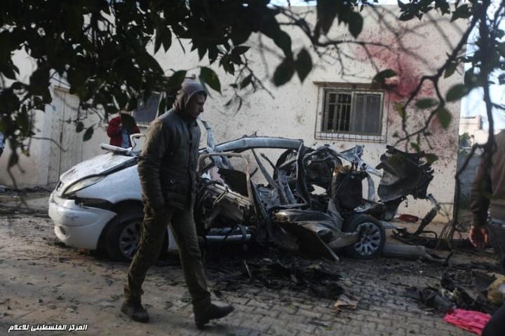 Gazze'ye Siyonist Saldırısı galerisi resim 2
