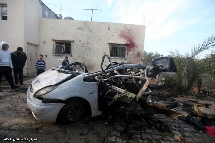 Gazze'ye Siyonist Saldırısı galerisi resim 3