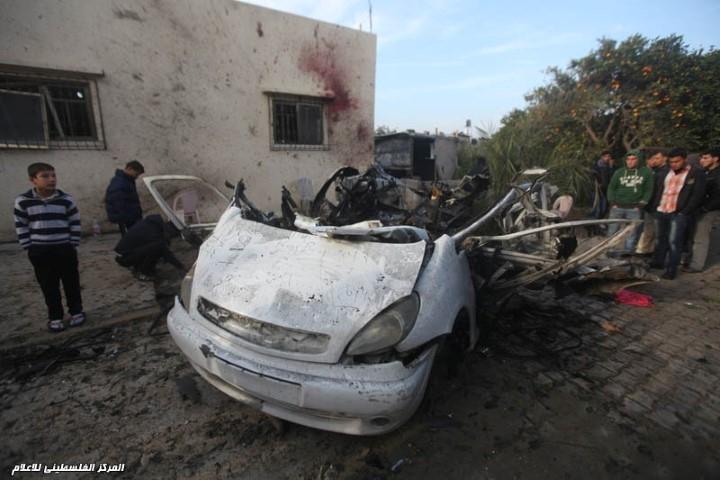 Gazze'ye Siyonist Saldırısı galerisi resim 4