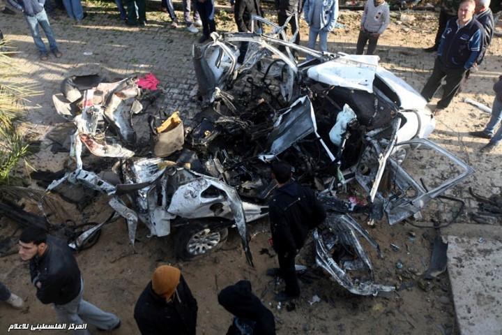 Gazze'ye Siyonist Saldırısı galerisi resim 5