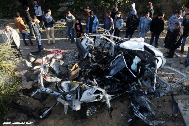 Gazze'ye Siyonist Saldırısı galerisi resim 6