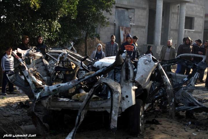 Gazze'ye Siyonist Saldırısı galerisi resim 7