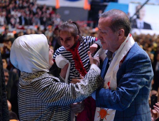 Başbakan Erdoğan İstanbul'da Adayları Tanıttı galerisi resim 1