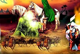 Yezidi Nefs, Huseyni Ruh
