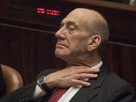 Olmert'e 6 Yıl Hapis Cezası