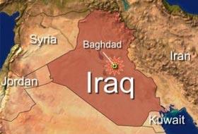Bağdat'da Sokağa Çıkma Yasağı
