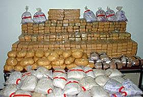 Bulgaristan'da 90 Kilogram Eroin Ele Geçirildi