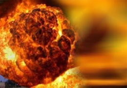 SONDAKİKA: Gazze'de Patlama