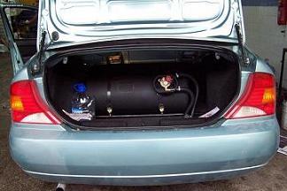 LPG'li araç sahiplerine otopark müjdesi!