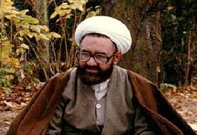Şehid Murtaza Mutahhari'yi Unutmadık(FOTO)