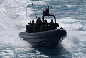 Ateşkes Anlaşmasını İhlal Eden İşgal Donanması Rafah Sahillerine Ateş Açtı