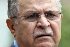 Maliki Talabani ile görüşüyor