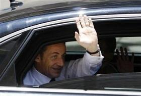 Sarkozy Usulsüzlük İddiaları İle İlgili İfade Verdi