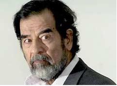 'Saddam'ın cesedi, mezarından alındı'