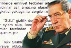 Eski Genelkurmay Başkanı Yaşar Büyükanıt İfade Verdi