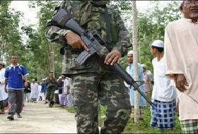 Tayland'da polis ve göstericiler arasında çatışma