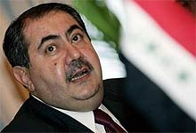 Irak Maliye Bakanı Zebari: IŞİD bizden çok maaş veriyor