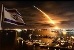 Siyonistler, Gazze'den Roket Atıldığını iddia Etti