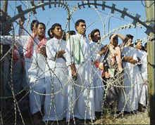 Irak'ta mahkumlara toplu infaz