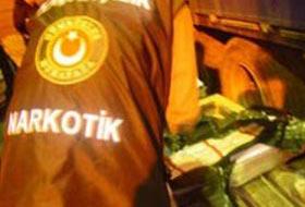 Konya'da Uyuşturucu operasyonu: 20 gözaltı